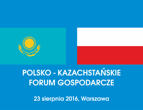 Polsko-Kazachstańskie Forum Gospodarcze – podpisanie porozumienia